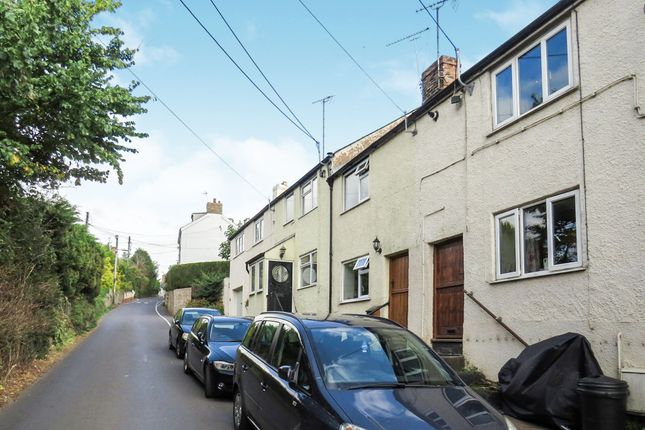 Thumbnail Terraced house for sale in Shutewater Hill, Bishops Hull, Taunton