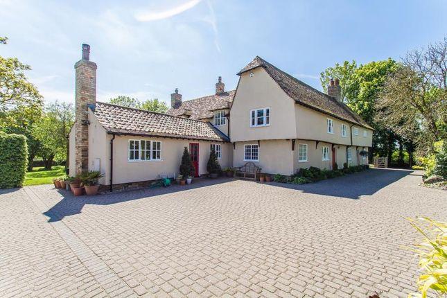Thumbnail Detached house for sale in Main Street, Caldecote, Cambridge, Cambridgeshire
