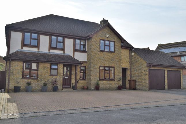 Thumbnail Detached house for sale in Heritage Drive, Gillingham