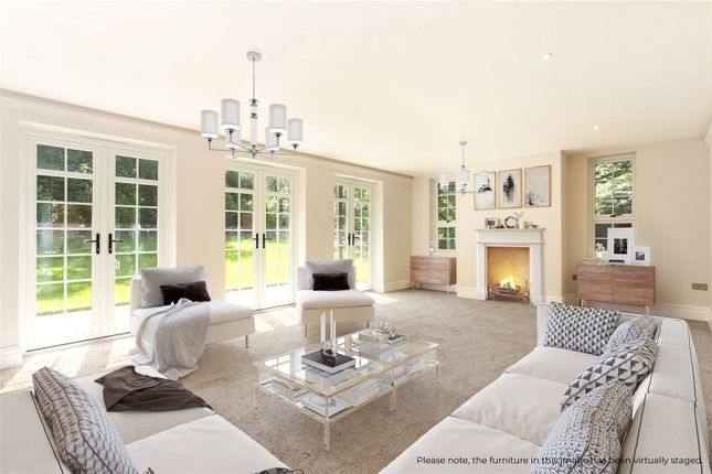 Living Room of Chaucer Grove, Camberley, Surrey GU15