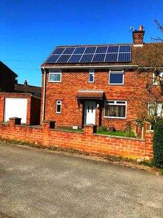 Thumbnail Semi-detached house to rent in Blake Lane, Cuddington, Northwich