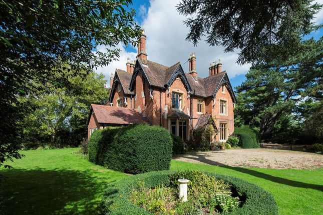 Thumbnail Detached house for sale in Sherbourne, Warwick