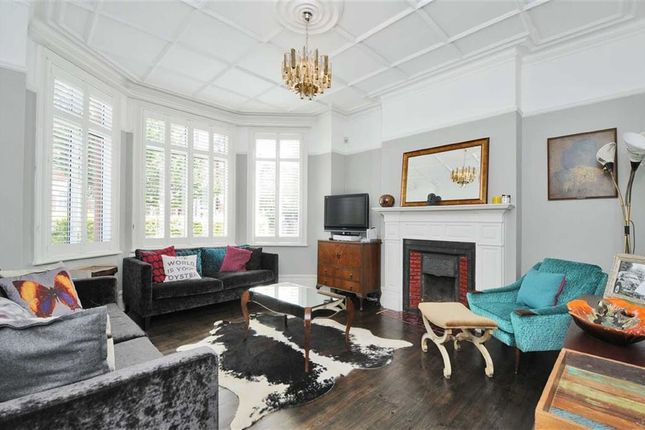Thumbnail Detached house for sale in Hoveden Road, Mapesbury Conservation Area, London