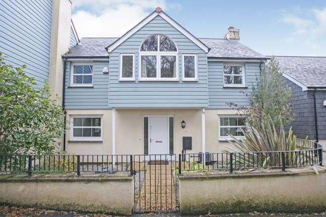 Front of Swanpool Road, Falmouth, Cornwall TR11