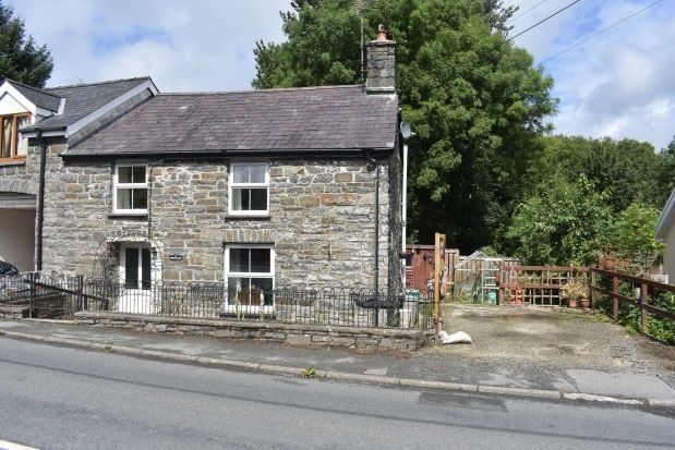 Thumbnail Property to rent in Felinfach, Lampeter
