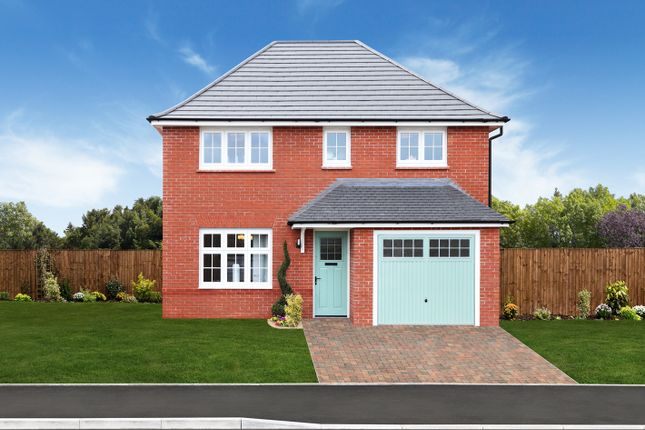 Thumbnail Detached house for sale in Church Road, Redditch