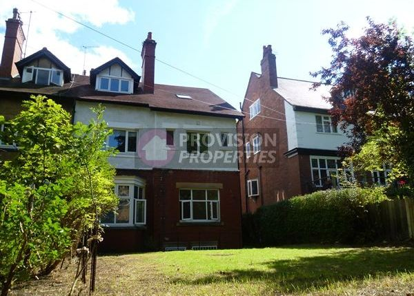 Thumbnail Semi-detached house to rent in North Grange Mount, Hyde Park, Leeds