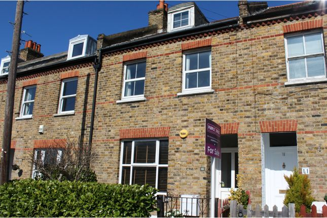 Thumbnail Terraced house for sale in Trenholme Road, London