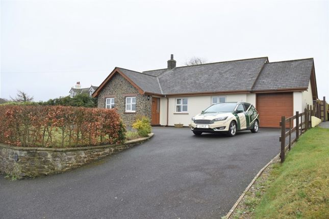 Thumbnail Detached bungalow for sale in Betws Ifan, Beulah, Newcastle Emlyn