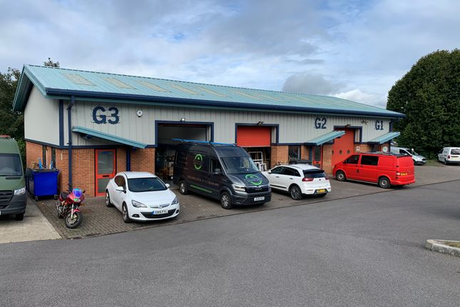 Thumbnail Industrial to let in Unit G2, Knowle Village Business Park, Mayles Lane, Fareham