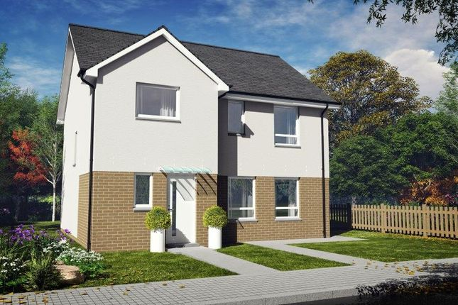 Thumbnail Detached house for sale in Kirn Gardens, Gourock