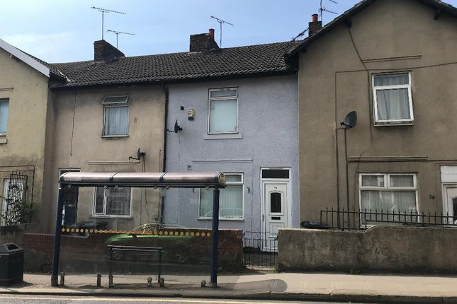 External of Rawmarsh Hill, Rotherham, South Yorkshire S62