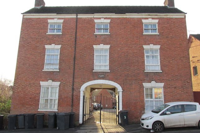Thumbnail Flat to rent in North Street, Atherstone
