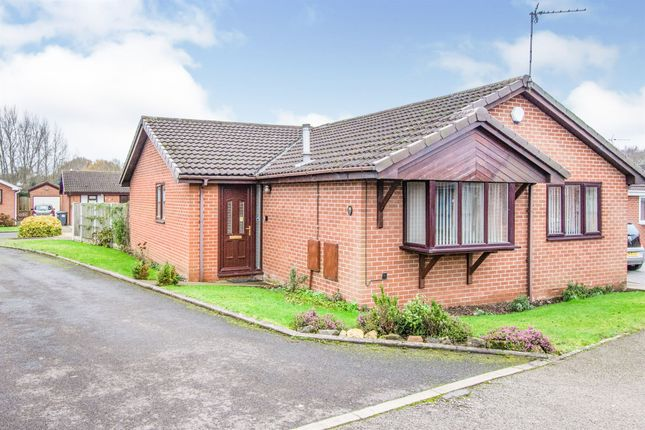 Thumbnail Detached bungalow for sale in Clayworth Drive, Bessacarr, Doncaster