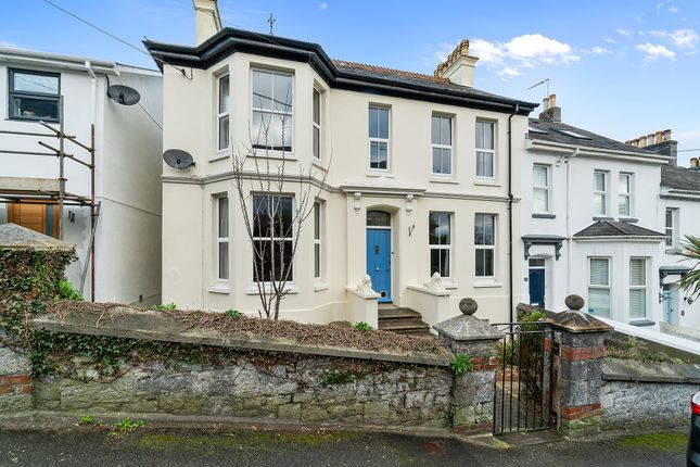 Thumbnail End terrace house for sale in Home Park Road, Saltash