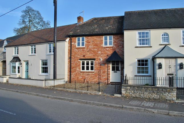 Thumbnail Terraced house for sale in The Pavement, North Curry, Taunton