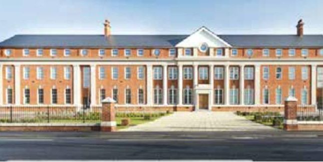 Thumbnail Commercial property for sale in Shorts Building, Beauvais Square, New Cardington, Bedford, Bedfordshire