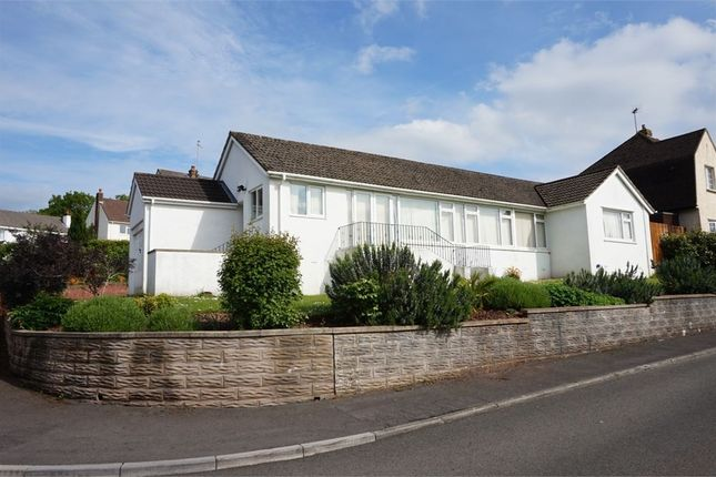 Thumbnail Detached bungalow for sale in Old Hill Crescent, Christchurch, Newport