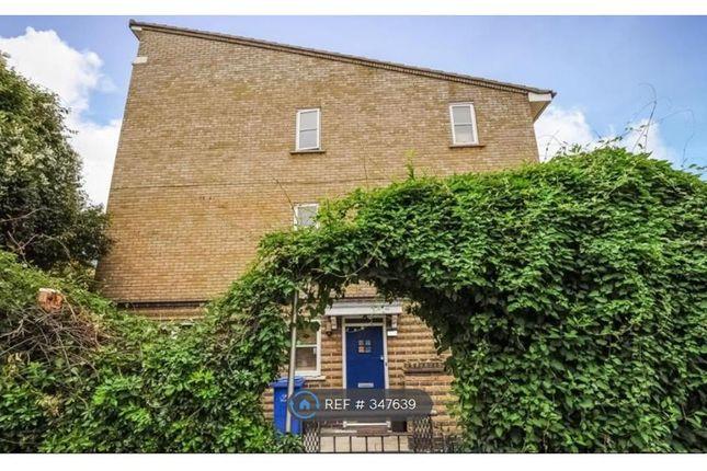 Thumbnail End terrace house to rent in Peckham, Peckham
