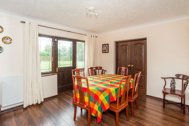 Thumbnail Detached house to rent in Fortescue Drive, Milton Keynes