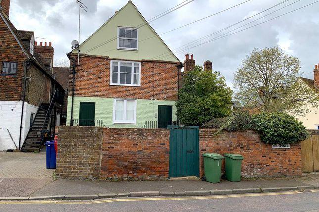 Thumbnail Flat to rent in West Street, Faversham