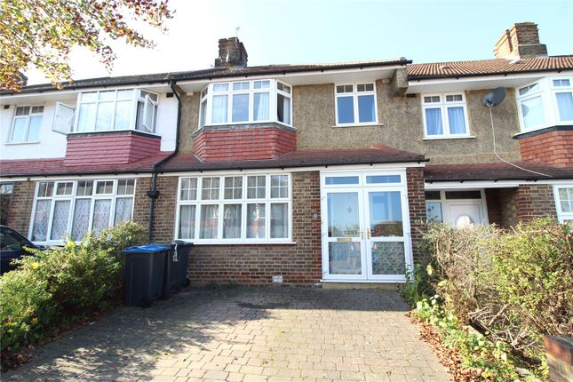 Thumbnail Terraced house for sale in The Ridgeway, Waddon