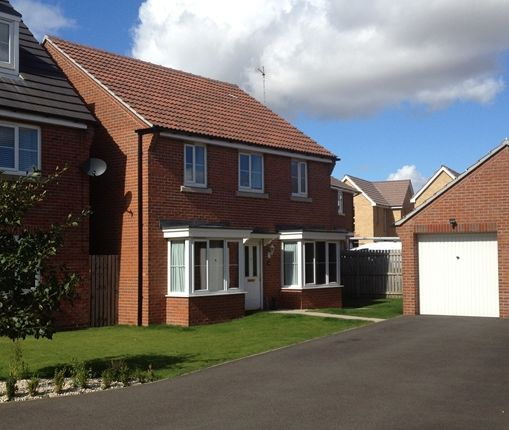 Thumbnail Detached house to rent in Kingscroft Drive, Welton, Brough