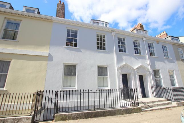 Thumbnail Flat for sale in Top Floor Flat, Durnford Street, Stonehouse, Plymouth