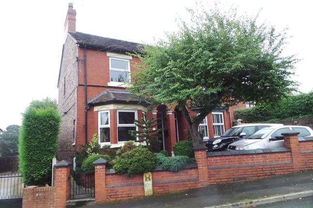 Thumbnail Semi-detached house to rent in Boon Hill Road, Bignall End, Stoke-On-Trent
