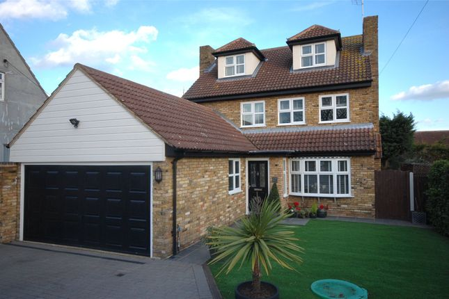 Thumbnail Detached house for sale in St Stephens Road, Cold Norton, Essex