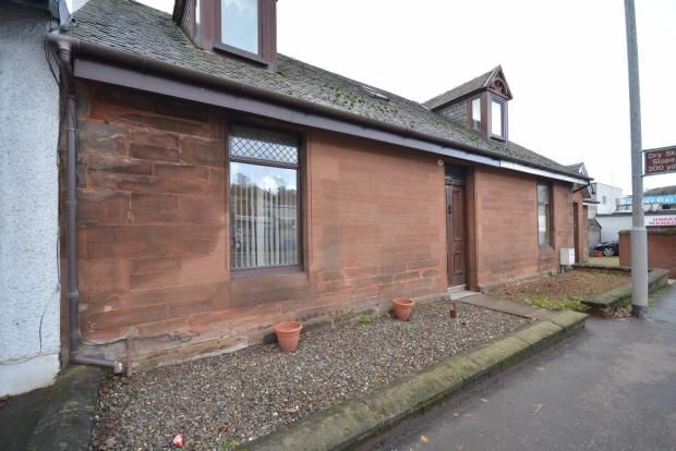 Thumbnail Terraced house for sale in Main Street, Newmilns