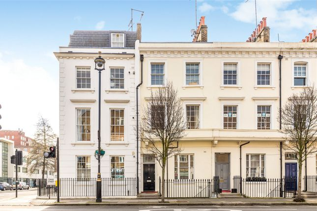 Thumbnail Flat for sale in Lupus Street, London