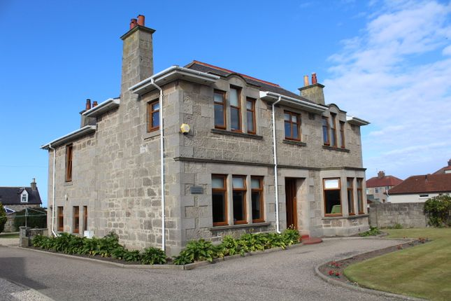 Thumbnail Detached house for sale in 5 Well Road, Buckie