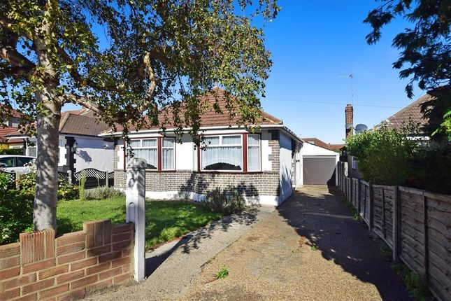 Thumbnail Semi-detached bungalow for sale in Parsonage Manorway, Belvedere, Kent