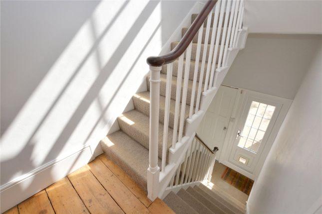 Stairway of Ashburnham Place, Greenwich, London SE10