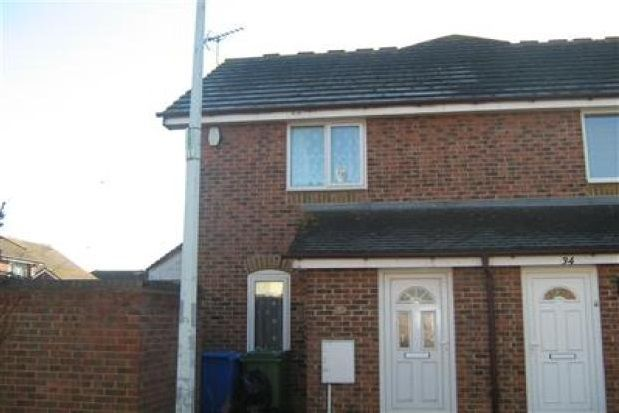 Thumbnail Terraced house to rent in Vaughan Drive, Kemsley, Sittingbourne