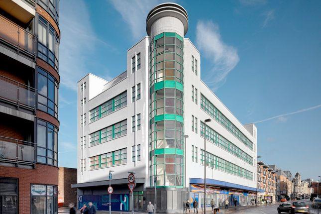 Studio for sale in X1 Borden Court, 145-163 London Road, Liverpool