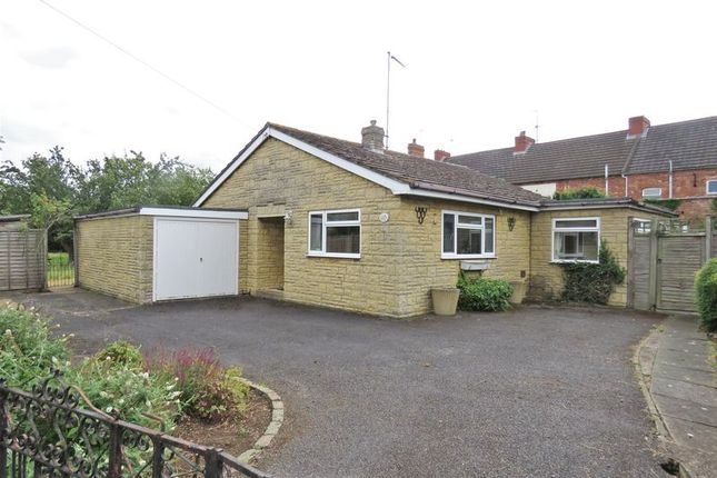 Thumbnail Detached bungalow for sale in Wellingborough Road, Finedon, Wellingborough