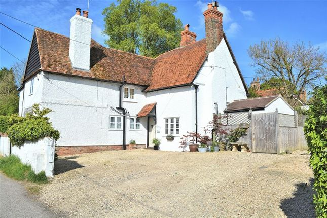 Thumbnail Cottage for sale in The Green, Chilton, Didcot