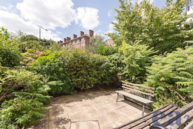 Terrace of Hermitage Waterside, Wapping, London E1W