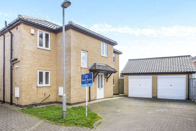 Thumbnail Detached house for sale in The Brambles, Easington, Hull