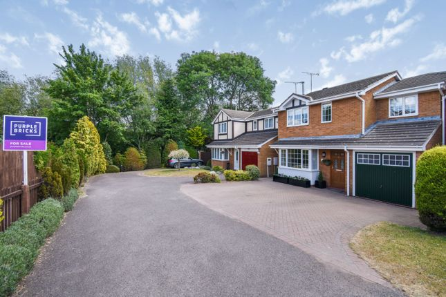 Detached house for sale in Royston Close, Coventry