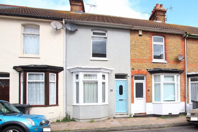 Thumbnail Terraced house for sale in King Edward Street, Whitstable