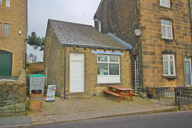 Commercial property for sale in Paris Road, Scholes, Holmfirth