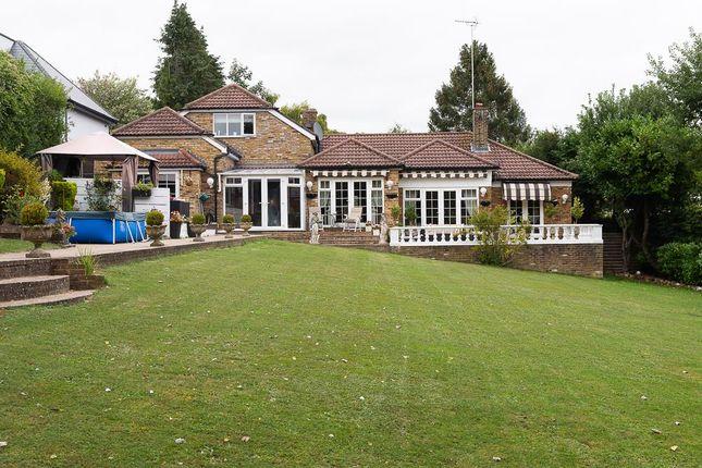 Thumbnail Detached bungalow for sale in The Hillside, Orpington