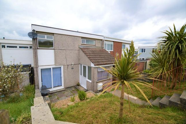 3 bed terraced house for sale in Hurrell Close, Plymouth, Devon
