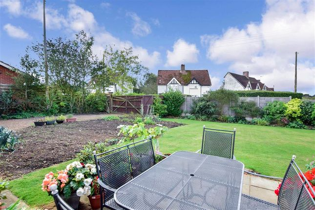 Rear Garden of Leeds Road, Langley, Maidstone, Kent ME17