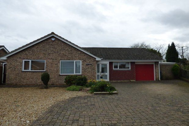 Thumbnail Bungalow to rent in Highfield Crescent, Taunton