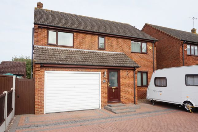 Thumbnail Detached house for sale in The Drive, Maylandsea