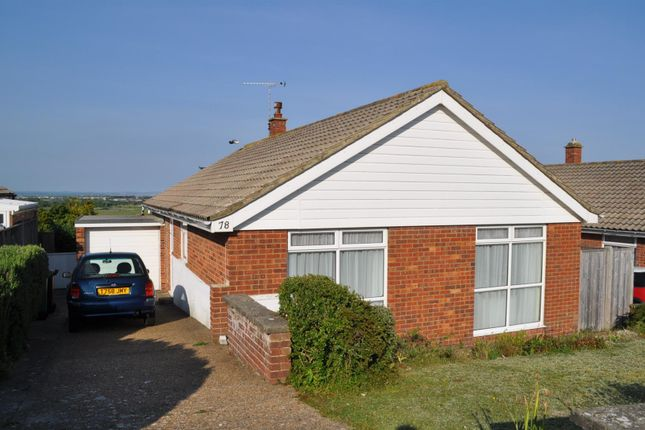 Thumbnail Detached bungalow for sale in Burton Road, Eastbourne